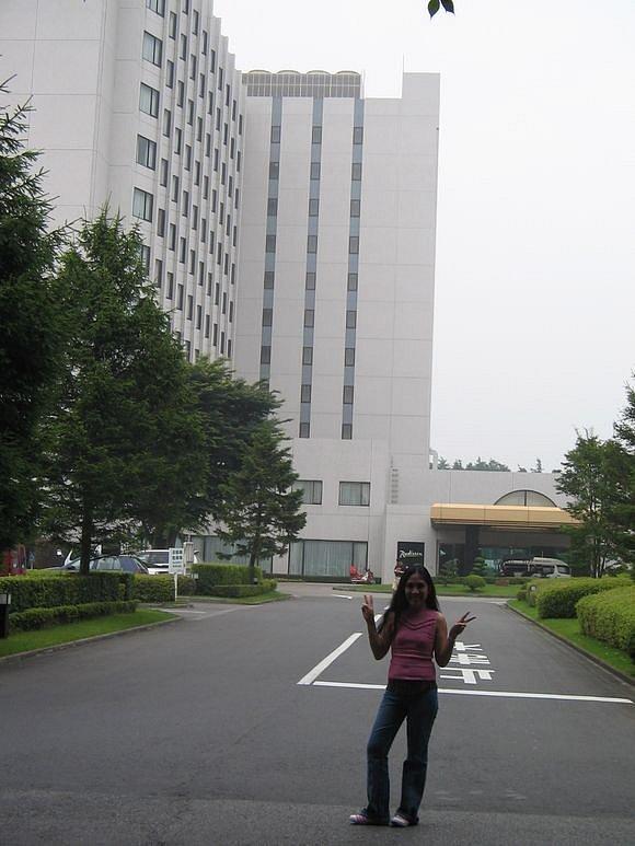Elsa in Japan