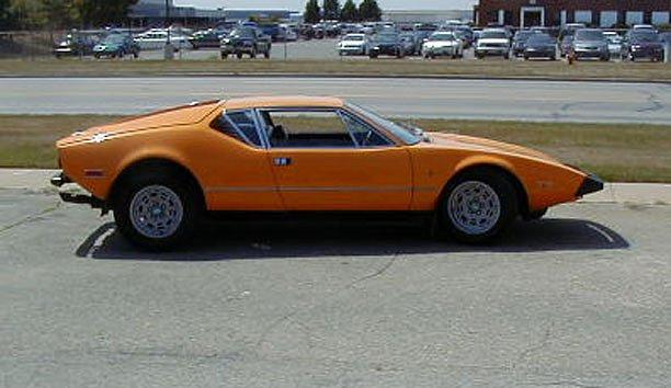 Pats 1972 Pantera